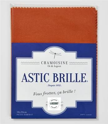 Astic Brille en Sachet Orange 38 x 30 cm